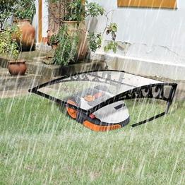 Hengda® Copertura di garage per robot tosaerba carport Garage per tosaerba tagliaerba - 1
