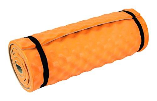 Highlander, Comodo Tappetino da Campeggio, Unisex, Comfort Camper, Orange - 1