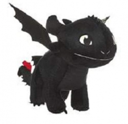 """How to Train Your Dragon 9"""" Toothless The Hidden World - 1"""