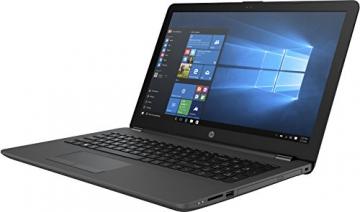 HP 255 G6, Notebook 15.6 pollici, APU AMD E2-9000e, RAM 4GB, HDD 500 GB, 1366x768, Senza sistema operativo, Nero [Italiano] [Italia] - 3