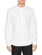 HUGO Edies, Camicia Uomo, Bianco (Open White 199), Small - 1