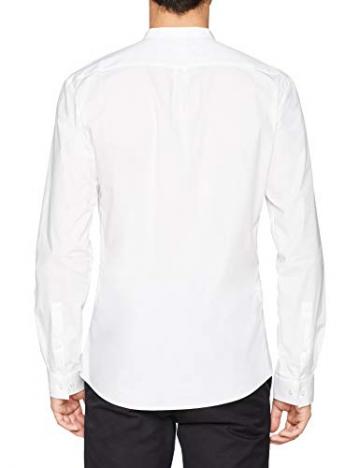 HUGO Edies, Camicia Uomo, Bianco (Open White 199), Small - 2