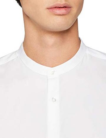 HUGO Edies, Camicia Uomo, Bianco (Open White 199), Small - 3