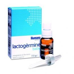 Humana Lactogermine Baby Integratore Alimentare In Gocce 7,5 Ml