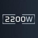 Imetec Power To Style K5 2200 Asciugacapelli 2200 W, Tecnologia a Ioni per Idratare i Capelli e Ridurre l'Effetto Crespo, 8 Combinazioni Aria/Temperatura, Colpo di Aria Fredda, senza Diffusore - 1