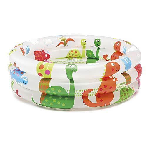 INTEX Piscina Baby Pool 3 Anelli, 61x22 cm 57106 - 1