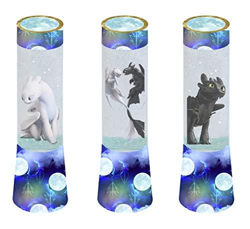 Joy Toy Lampada LED con Glitter, Colore colorato, 76273D12 - 1