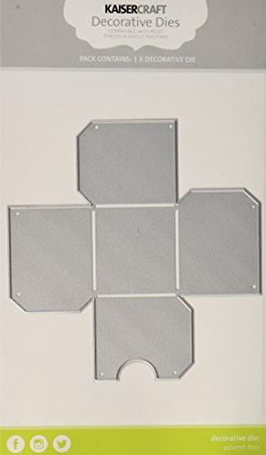 "Kaiser Craft""Advent Box"" Fustella Decorative - 1"