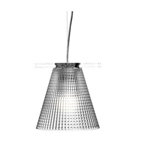 Kartell Light-Air Lampada a Sospensione, Cristallo - 1