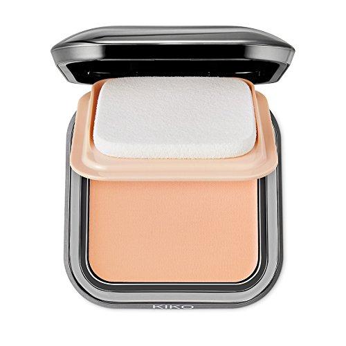 Kiko Milano–fondotinta compatto in crema Nourishing Perfection Cream Compact Foundation N130–11,emolliente e illuminante con SPF 20 - 1