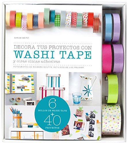 Kit Decora tus proyectos con washi tape - 1