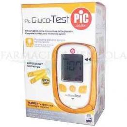 Kit GLUCO TEST - Misuratore di Glicemia - 1