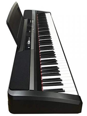 KORG SP-170S pianoforte digitale, 88 tasti, nero - 8