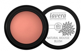 Lavera Natural Mousse Blush (Tono Soft Cherry 02) - 4 gr. - 1