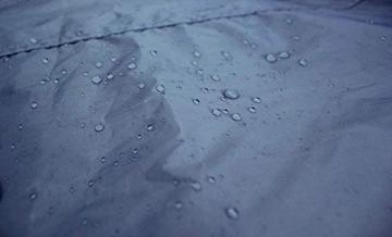 Laxllent Copertura della Sedia a Dondolo,Rattan da Giardino Wicker Coperture Mobili Impermeabili per Sedie sospese,216x185cm, Grigio (210D Oxford PU) - 3