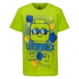 Lego Wear Boy Cm-50221 - T-Shirt, T-Shirt Bambino, Verde (Green 850), 116 - 1