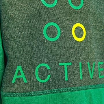 Lego Wear Duplo Boy Sander 605-Sportliches Sweatshirt, Felpa Bimbo, Verde (Green 845), 4 Anni - 1