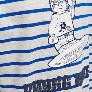 Lego Wear Lego Boy Thomas 307-T-SHIRT, T-Shirt Bambino, Blau (Blue 569), 104 - 3