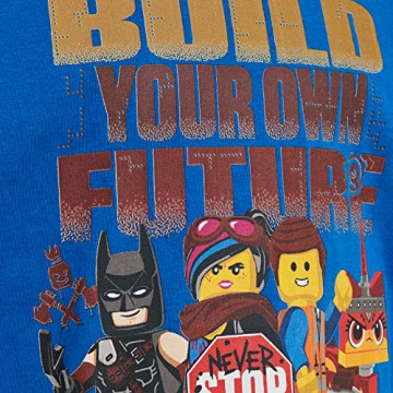 Lego Wear Lego Movie Batman & Co. Cm-50271-T-shirt, T-Shirt Bambino, Blu (Blue 563), 134 - 2