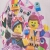 Lego Wear Movie Cm-50270 - T-Shirt, T-Shirt Bambino, Rosa (Rose 404), 146 - 3