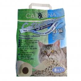 lettiera gatti carta lt 8