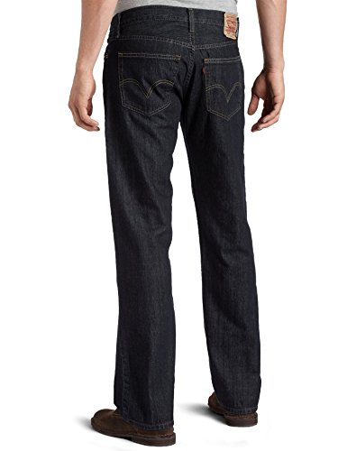 Levi' s Jeans da Uomo, Modello: 527,Taglio Slim Boot, Colore: Seaweed, Misura: W30/L32 Blue (Tumbled Rigid) 29W x 32L - 1