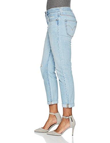 Levi's 501 Tapered Amazon Exclusive, Jeans Boyfriend Donna, Blu (Under Twilight 6), W28/L28 - 1