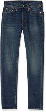 Levi's 510 Skinny Fit Jeans Uomo, Blu (Madison Square 0701) 33W / 32L - 1