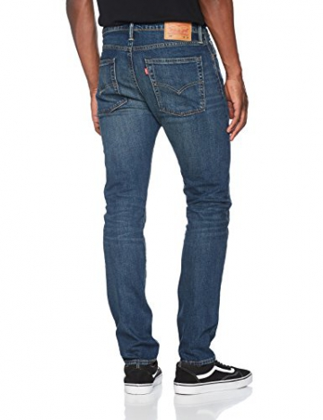 Levi's 510 Skinny Fit Jeans Uomo, Blu (Madison Square 0701) 33W / 32L - 2