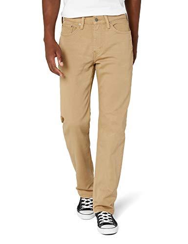 Levi's 514, Jeans Straight Uomo, Beige (Earth Khaki Lht Wt 786), W38/L34 - 1