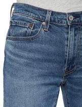 Levi's 514, Jeans Straight Uomo, Blu (Brick Road T2 1074), W32/L34 (Taglia Produttore: 32 34) - 1