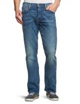 Levi's 527 Slim Boot Cut Jeans Uomo, Blu (Chromium 0392) 32W / 32L - 1