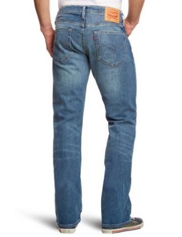 Levi's 527 Slim Boot Cut Jeans Uomo, Blu (Chromium 0392) 32W / 32L - 2