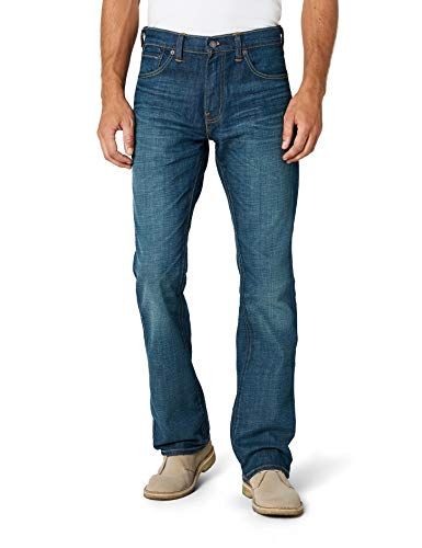 Levi's 527 Slim Boot Cut, Jeans Uomo, Blu (Explorer 0476), 33W / 34L - 1
