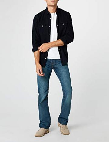 Levi's 527 Slim Boot Cut, Jeans Uomo, Blu (Explorer 0476), 33W / 34L - 2