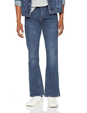 Levi's 527 Slim Boot Cut, Jeans Uomo, (Last Mid Blu 0553), 30W / 32L - 1