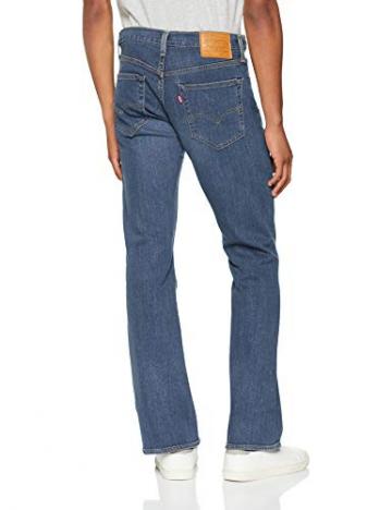 Levi's 527 Slim Boot Cut, Jeans Uomo, (Last Mid Blu 0553), 30W / 32L - 2
