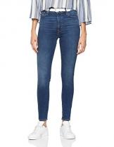 Levi's Mile High Super Skinny, Jeans Donna, Blu (Breakthrough Blue 0054), W29/L34 - 1