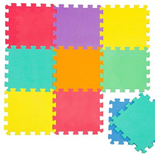 LittleTom TÜV Testato Tappeto Puzzle Bambini Tappetino Gioco Colorato Neonati - 1
