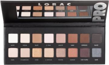 Lorac Pro palette 16ombretti Plus dietro la scena Eye primer - 5