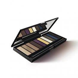 L'Oréal Paris Cofanetto Edizione Limitata Smoky Seduction Confezione Regalo con Pochette, Palette Ombrèe e Palette Labbra Color Riche - 1