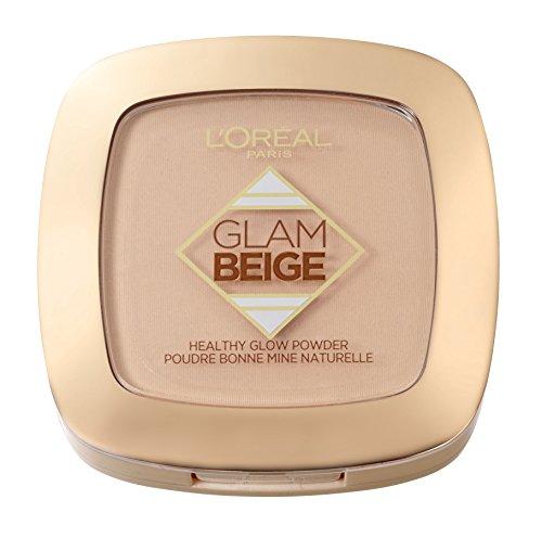 L'Oréal Paris Glam Beige Cipria Matte, Effetto Naturale, 20 Light - 1