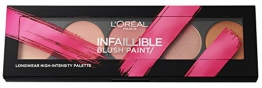 L'Oréal Paris Infaillible Paint Palette Viso Blush, 02 Ambers - 1