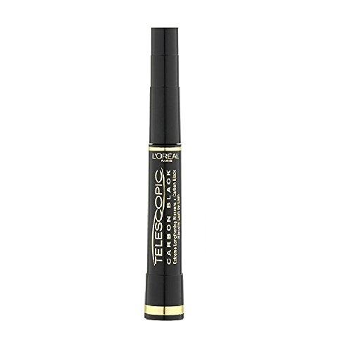 "L'Oréal Paris, Mascara allungante""Telescopic"", Nero (Carbone Noir) - 1"