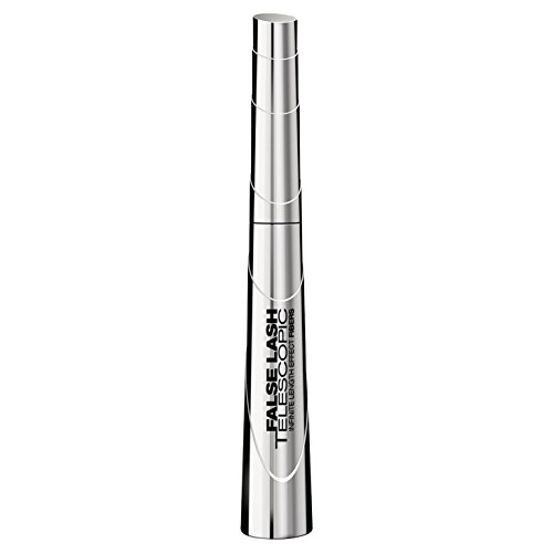 L'Oréal Paris, Mascara Ciglia finte Telescopic, colore: Magnetic Black, 9 ml - 1