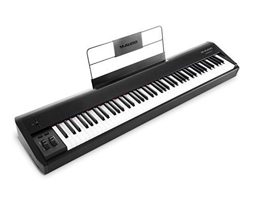 M-Audio Hammer 88 Pianoforte Tastiera Controller Midi USB con 88 Tasti - 1