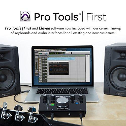 M-Audio M-Track 2X2 Interfaccia Audio USB a 2 Canali con Risoluzione 24Bit/192Khz - 1