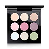 MAC Easy Portability Eye Shadow Palette, Pastel x 9 by Illuminations - 1
