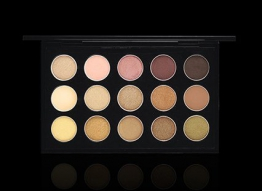 Mac Ombretto X15 Warm Neutral - 19.50 Gr - 1