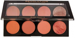 Makeup Revolution Hot Spice Palette Ultra Blush e illuminante  – , 13 g - 1